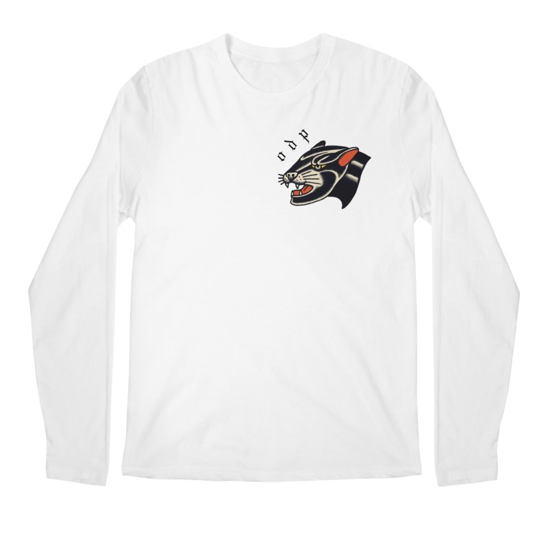 PANTHER Men's Regular Longsleeve T-Shirt by ODP