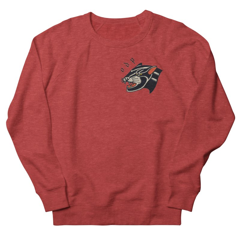 PANTHER Women's French Terry Sweatshirt by ODP