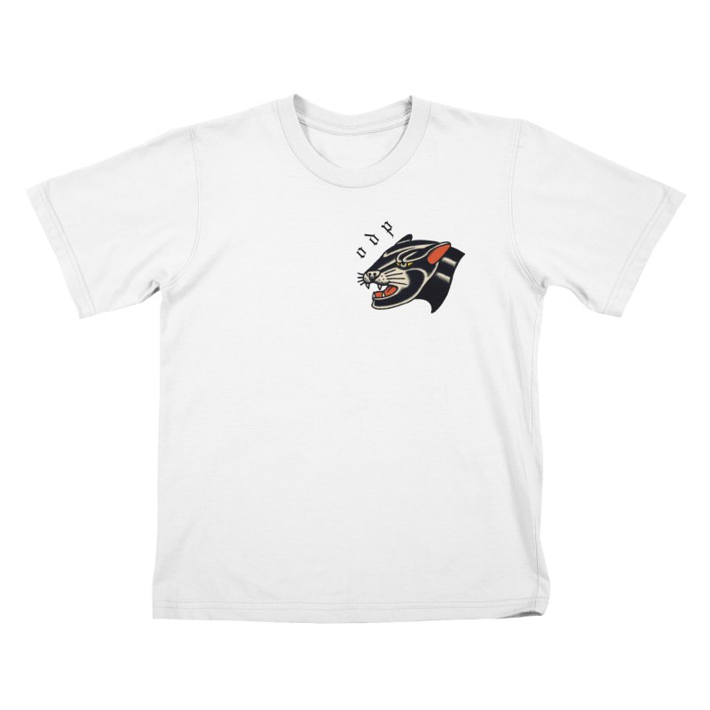 PANTHER Kids T-Shirt by ODP