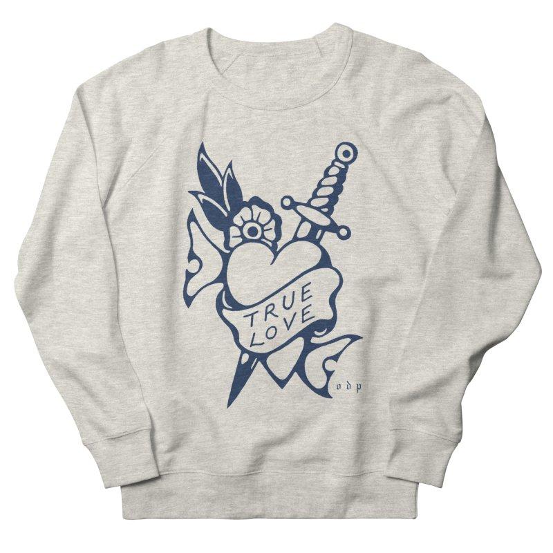 TRUE BLUE Women's French Terry Sweatshirt by ODP