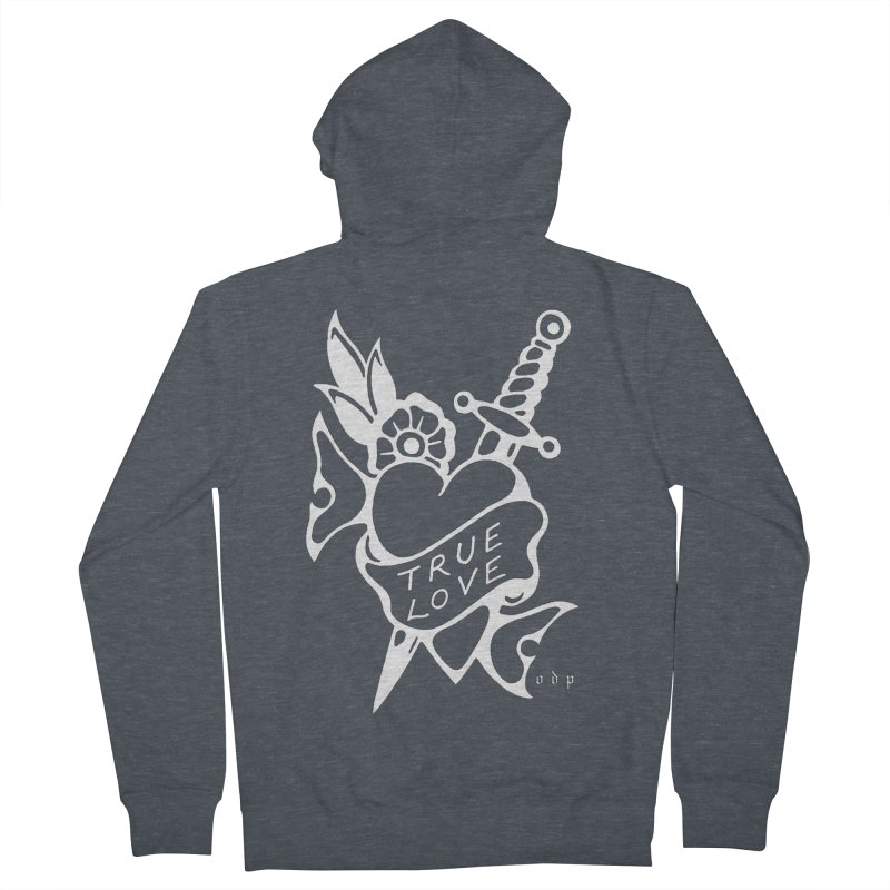 TRUE LOVE Men's French Terry Zip-Up Hoody by ODP