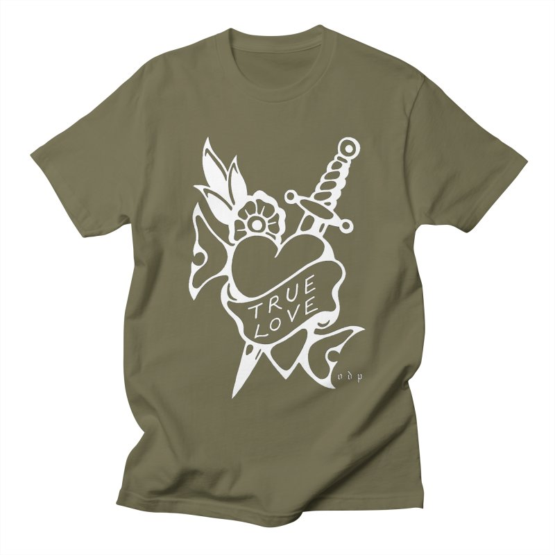 TRUE LOVE Men's Regular T-Shirt by ODP
