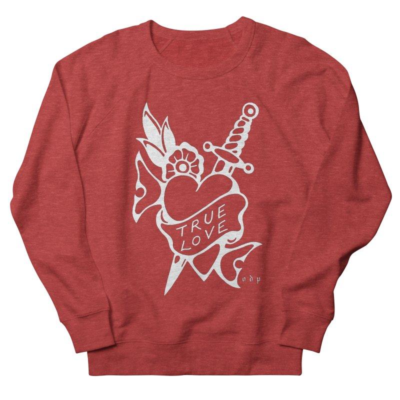 TRUE LOVE Women's French Terry Sweatshirt by ODP