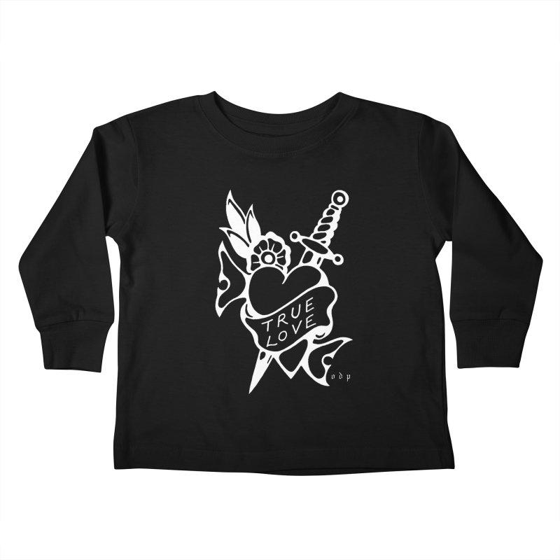 TRUE LOVE Kids Toddler Longsleeve T-Shirt by ODP