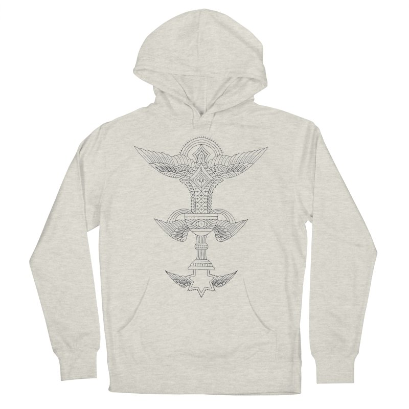 CHALICE Men's French Terry Pullover Hoody by ODP