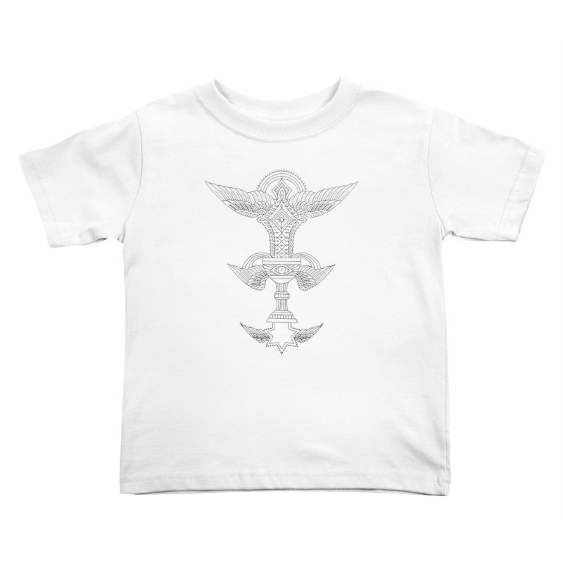 CHALICE Kids Toddler T-Shirt by ODP