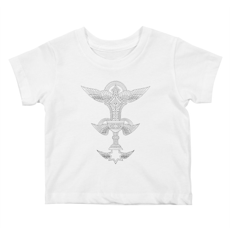 CHALICE Kids Baby T-Shirt by ODP