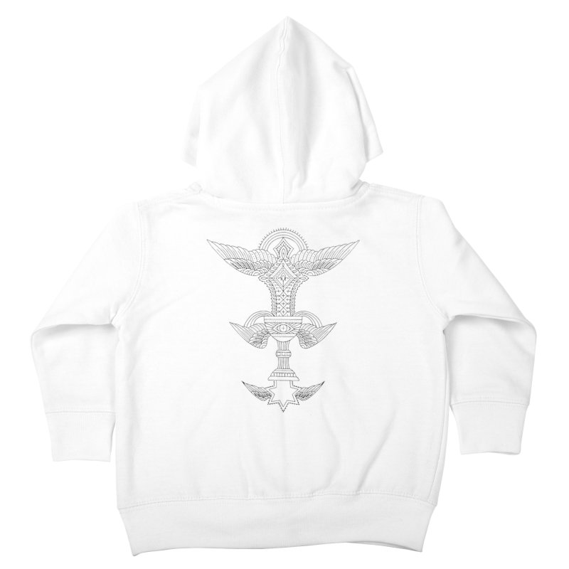 CHALICE Kids Toddler Zip-Up Hoody by ODP