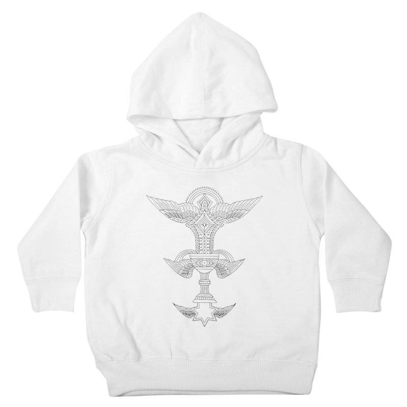 CHALICE Kids Toddler Pullover Hoody by ODP