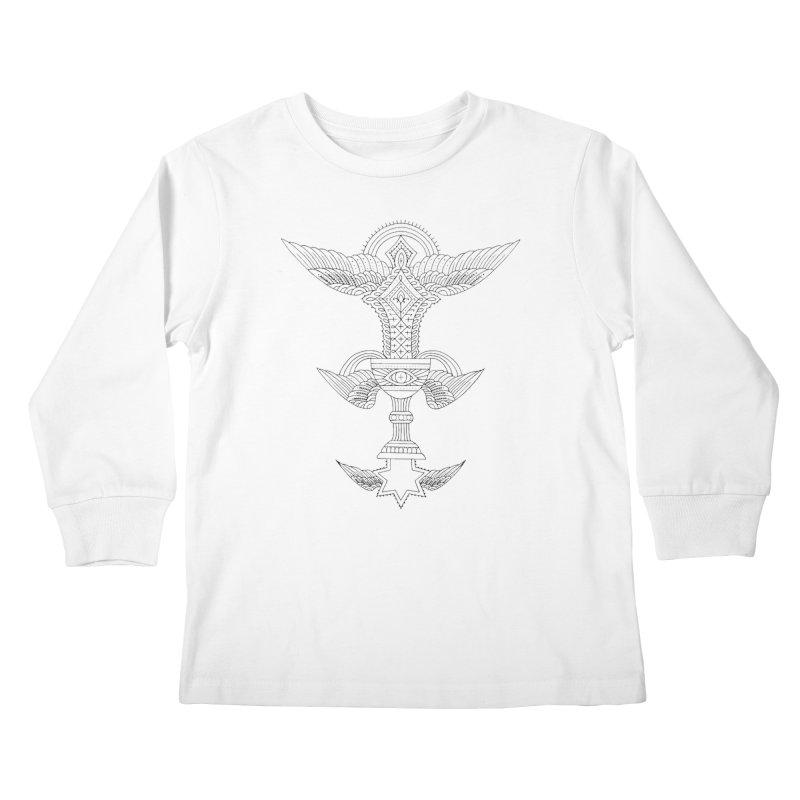 CHALICE Kids Longsleeve T-Shirt by ODP