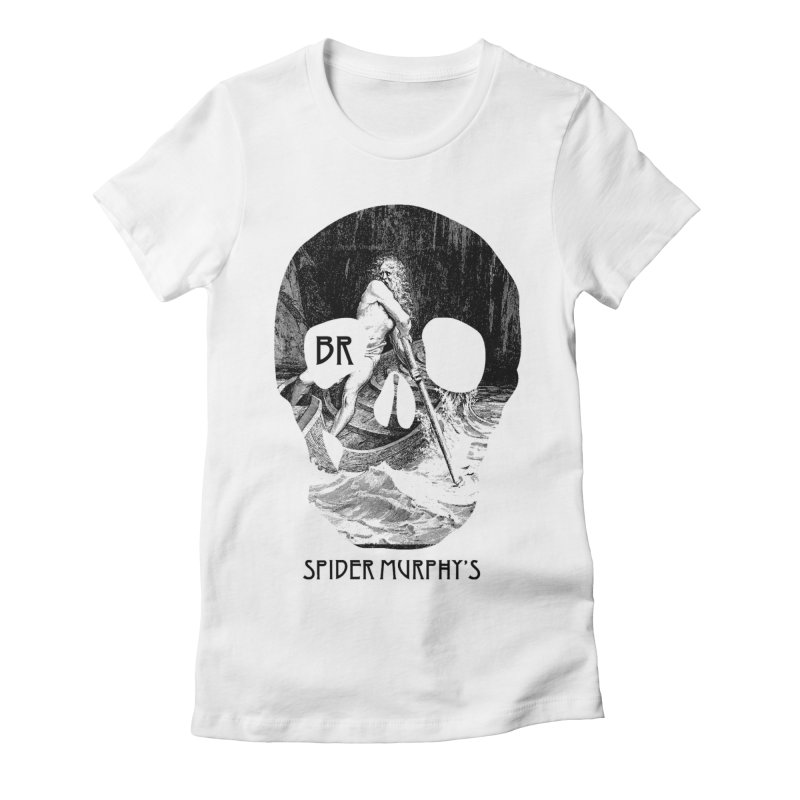 BOATMAN Women's Fitted T-Shirt by ODP