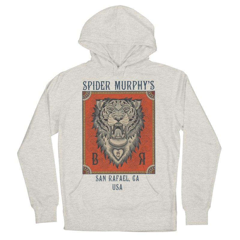 TIGER MURPHY'S Women's French Terry Pullover Hoody by ODP