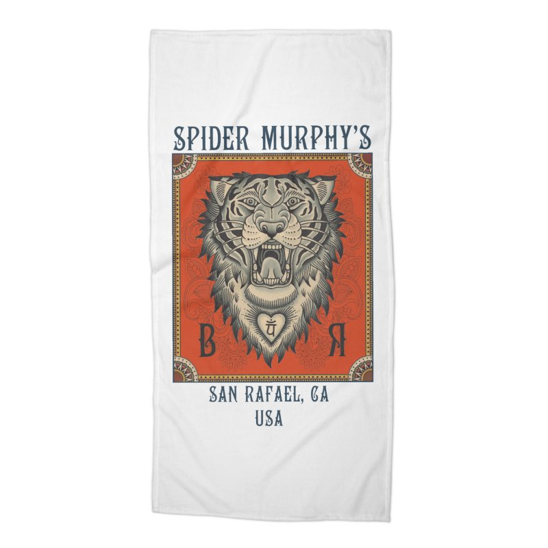 TIGER MURPHY'S Accessories Beach Towel by ODP