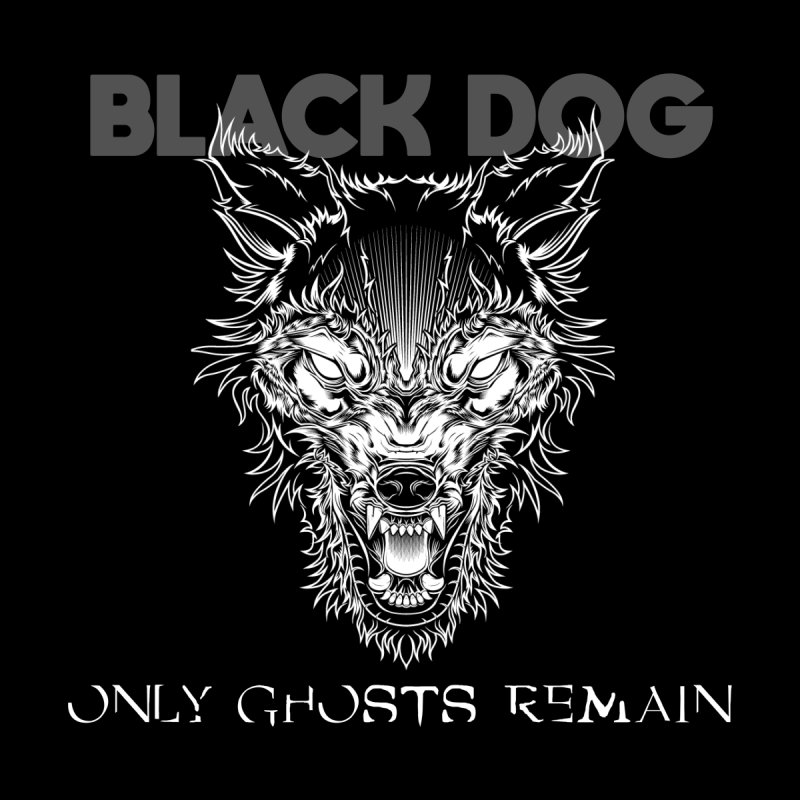 OGR - Black Dog Accessories Beach Towel by Only Ghosts Remain