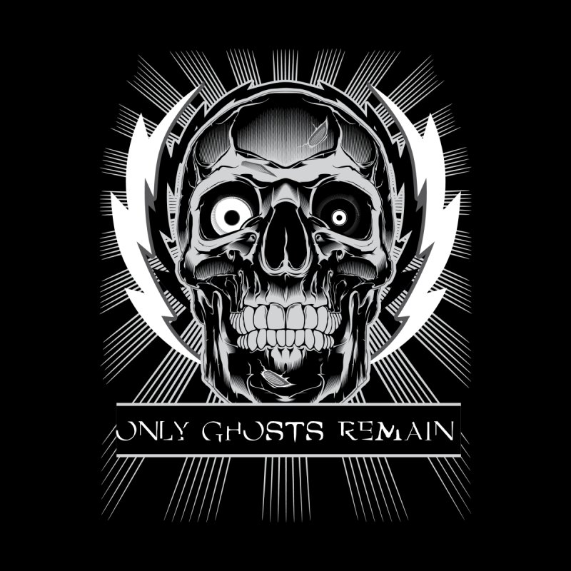 OGR - Skull Men's T-Shirt by Only Ghosts Remain