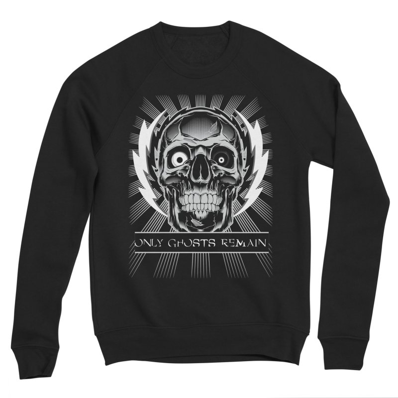 OGR - Skull Men's Sweatshirt by Only Ghosts Remain
