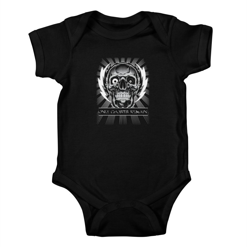 OGR - Skull Kids Baby Bodysuit by Only Ghosts Remain