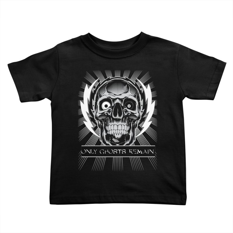OGR - Skull Kids Toddler T-Shirt by Only Ghosts Remain