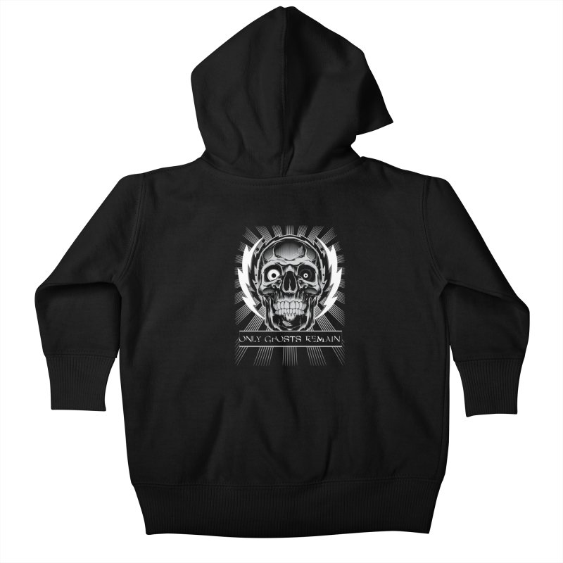 OGR - Skull Kids Baby Zip-Up Hoody by Only Ghosts Remain