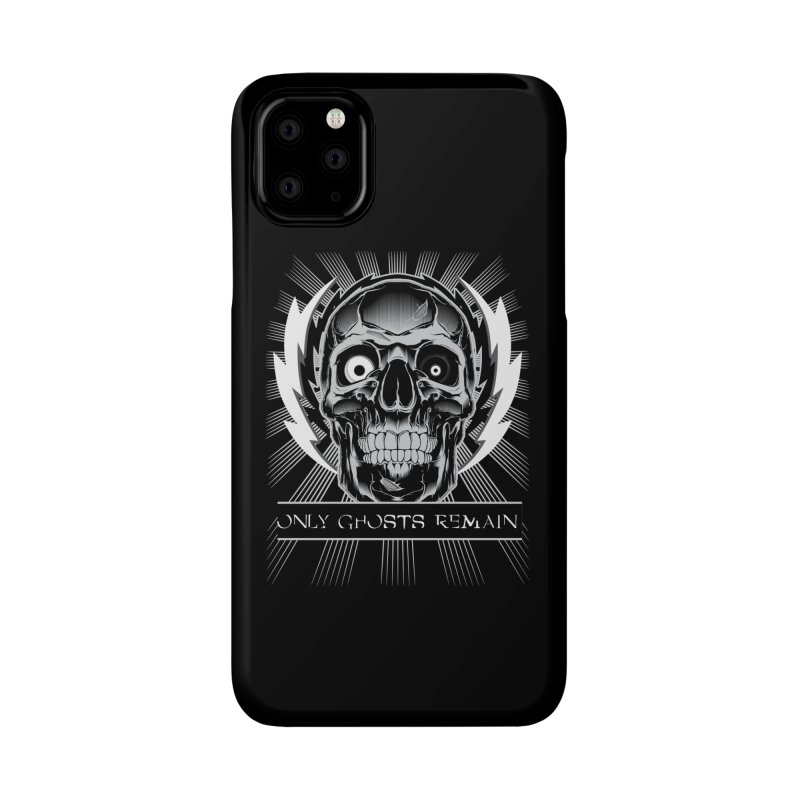OGR - Skull Accessories Phone Case by Only Ghosts Remain