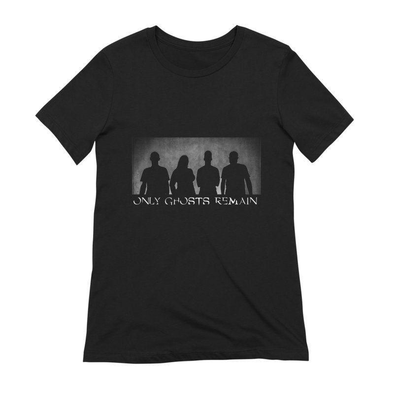 OGR Silhouette Women's T-Shirt by Only Ghosts Remain
