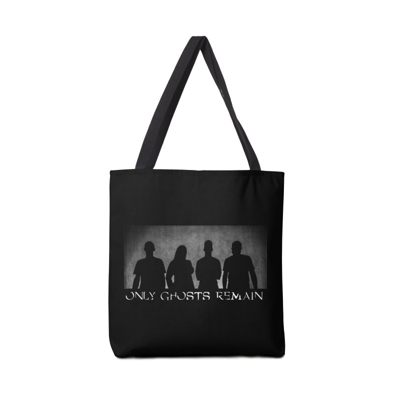 OGR Silhouette Accessories Tote Bag Bag by Only Ghosts Remain