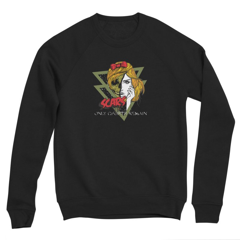 Scars Men's Sweatshirt by Only Ghosts Remain