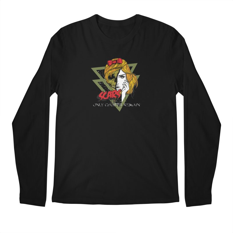 Scars Men's Longsleeve T-Shirt by Only Ghosts Remain