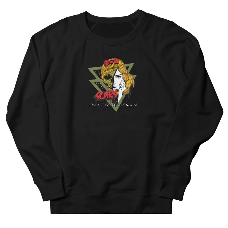 Scars Women's Sweatshirt by Only Ghosts Remain