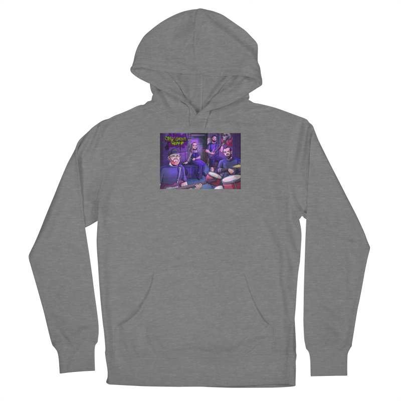 OGR Cartoon Women's Pullover Hoody by Only Ghosts Remain