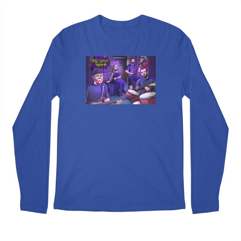 OGR Cartoon Men's Longsleeve T-Shirt by Only Ghosts Remain