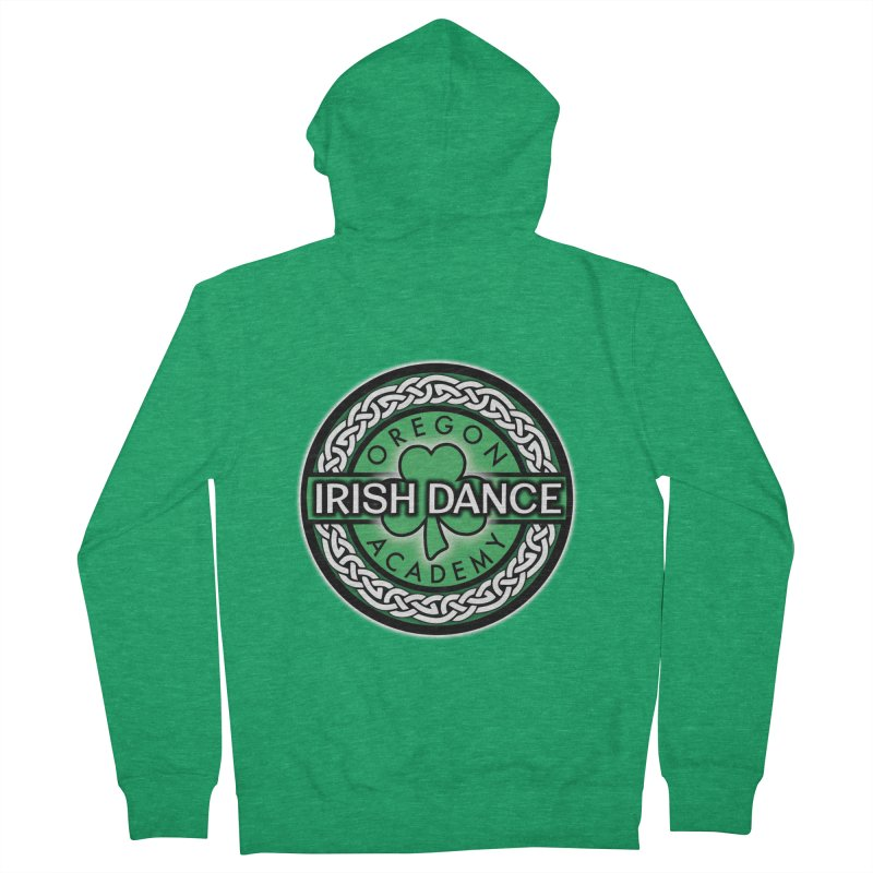 Zip Up Hoodies Men's Zip-Up Hoody by Oregon Irish Dance Academy