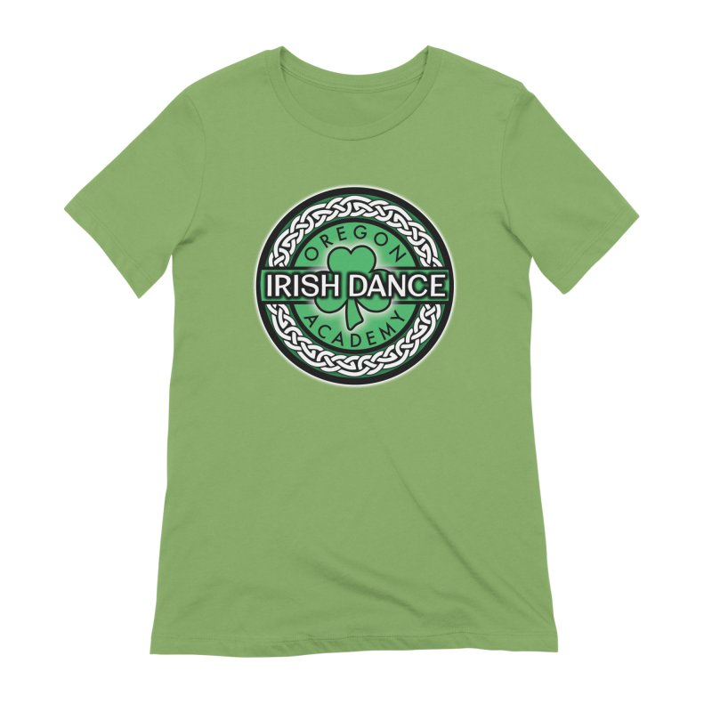 T-Shirts Women's Extra Soft T-Shirt by Oregon Irish Dance Academy