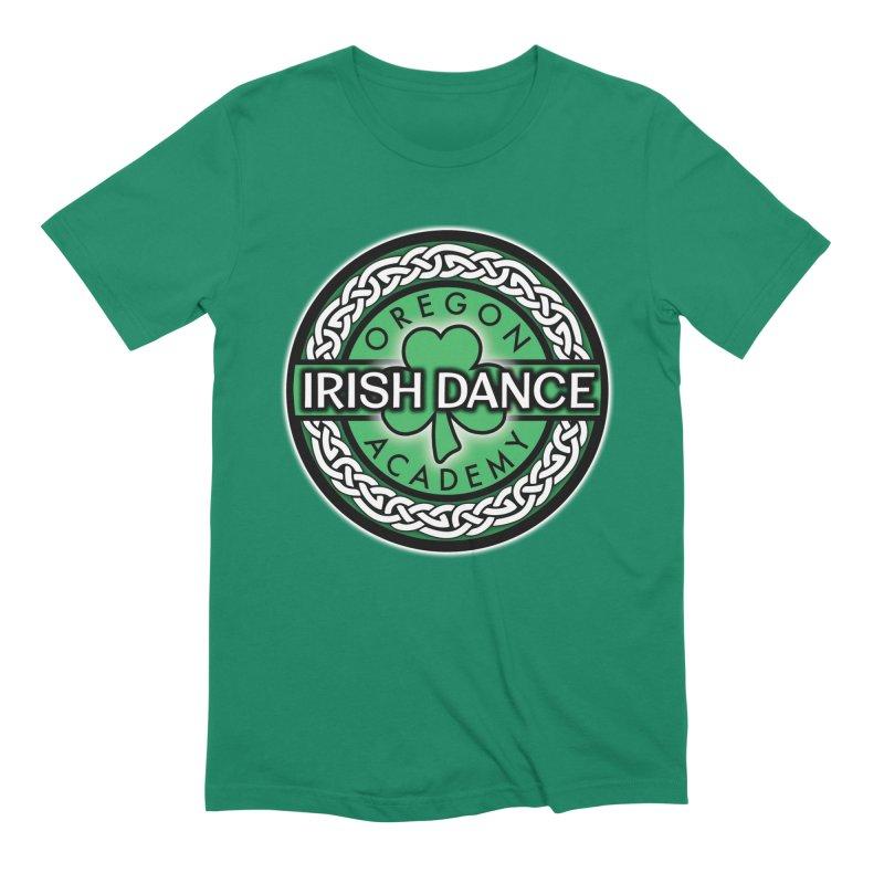 T-Shirts Men's Extra Soft T-Shirt by Oregon Irish Dance Academy