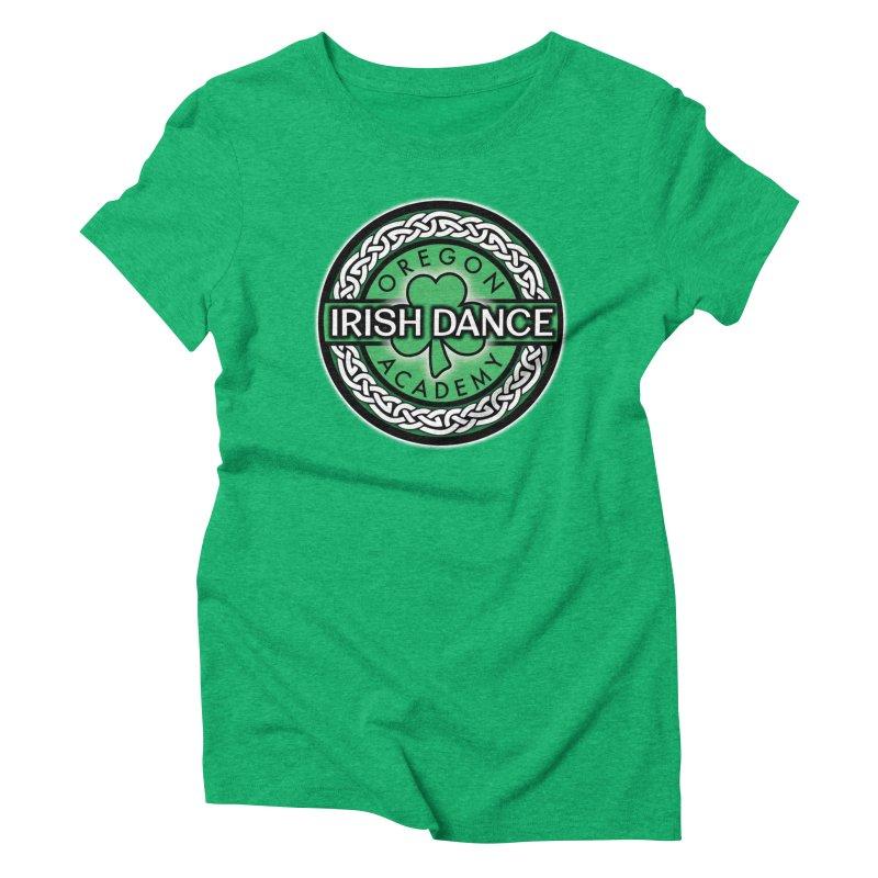 T-Shirts Women's Triblend T-Shirt by Oregon Irish Dance Academy