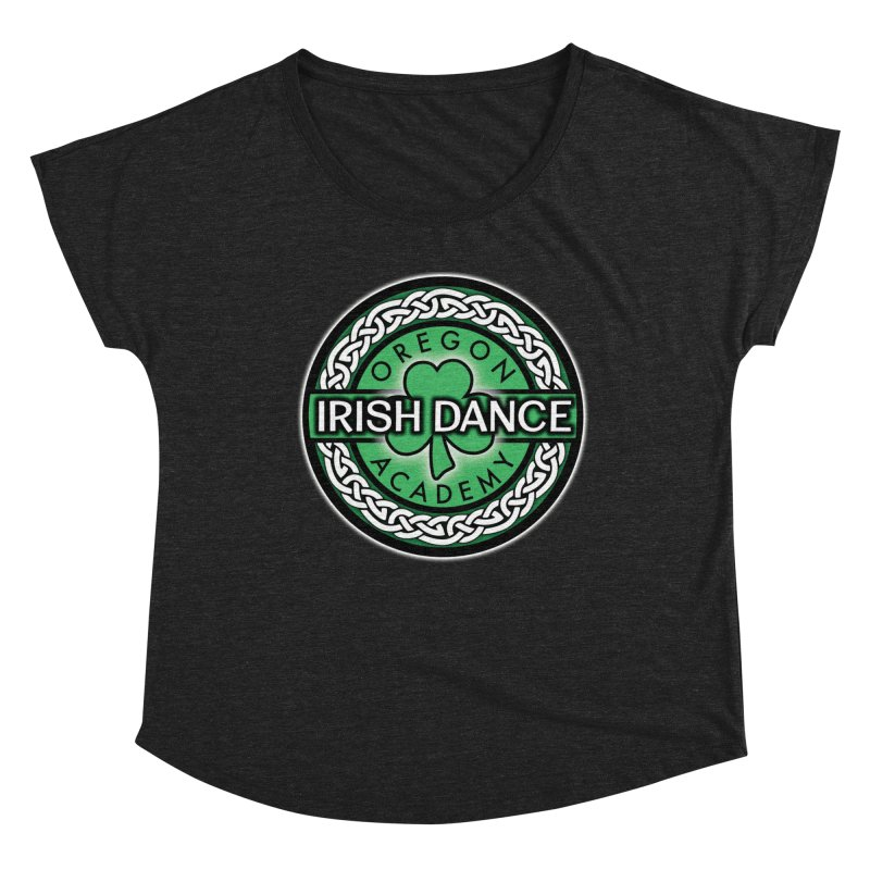 Scoop Neck Shirts Women's Scoop Neck by Oregon Irish Dance Academy
