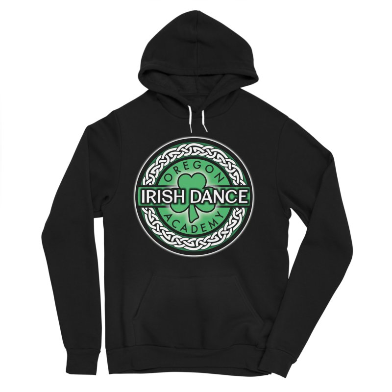 Pullover Hoodies Women's Sponge Fleece Pullover Hoody by Oregon Irish Dance Academy