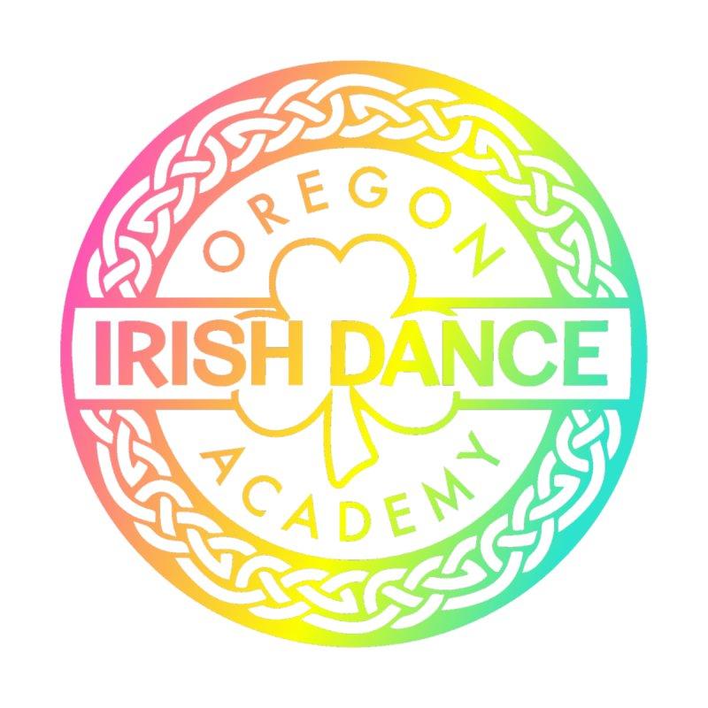 OIDA Gradient Logo (Special Edition!) Women's T-Shirt by Oregon Irish Dance Academy