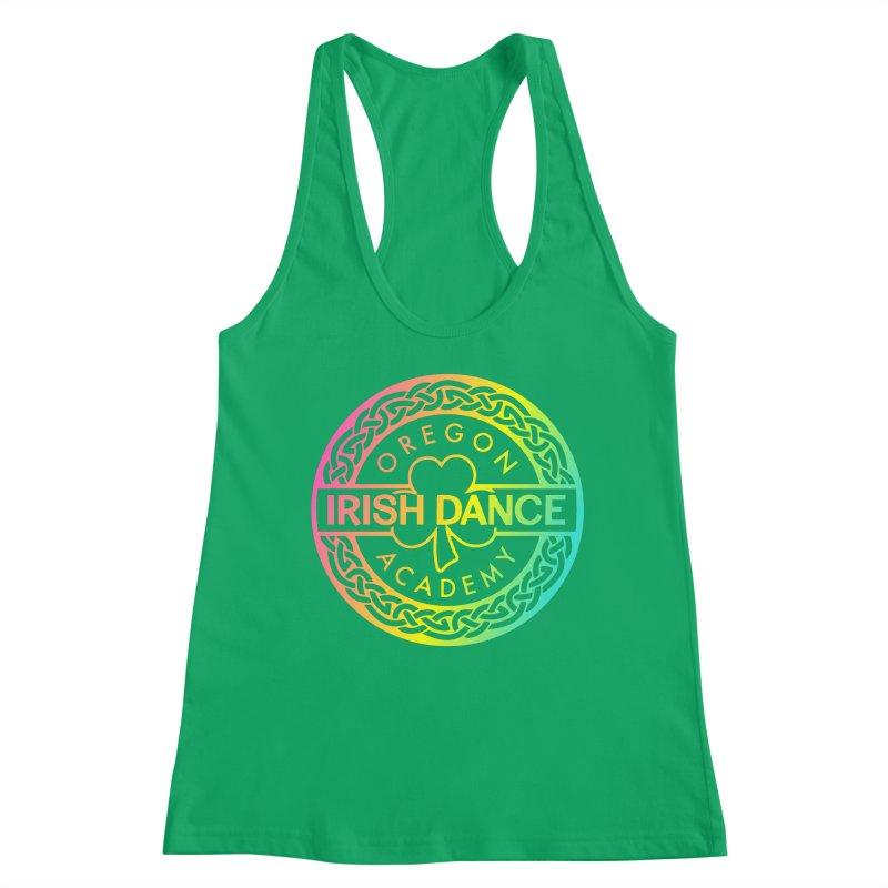 OIDA Gradient Logo (Special Edition!) Women's Tank by Oregon Irish Dance Academy
