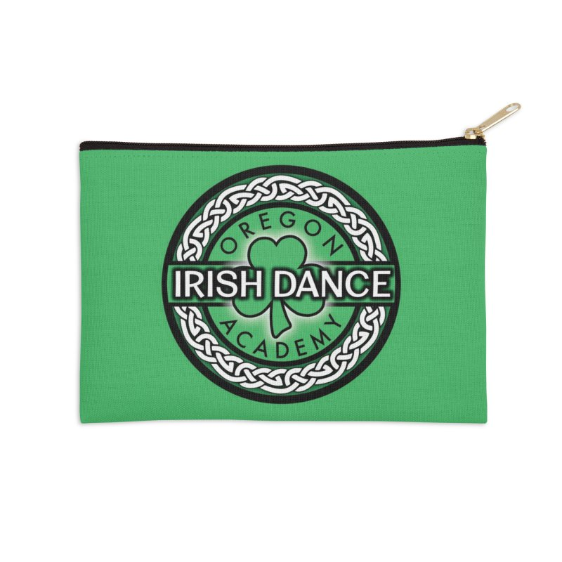 Back to School! (Special Release) Accessories Zip Pouch by Oregon Irish Dance Academy