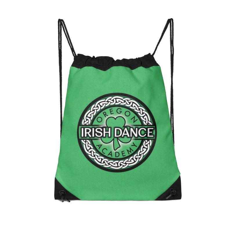 Bags Accessories Drawstring Bag Bag by Oregon Irish Dance Academy