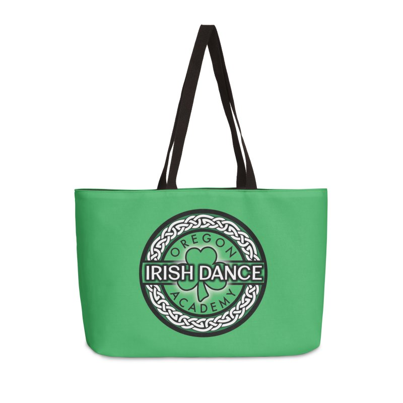 Bags Accessories Weekender Bag Bag by Oregon Irish Dance Academy