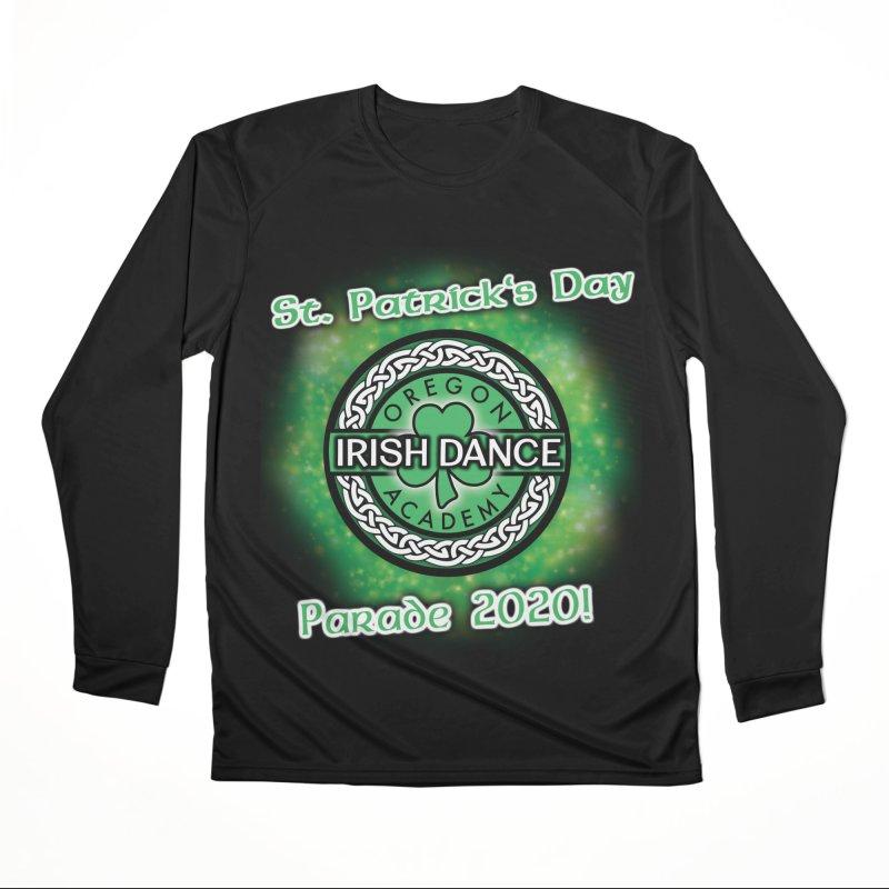 Parade 2020 (Special Release!) Women's Performance Unisex Longsleeve T-Shirt by Oregon Irish Dance Academy
