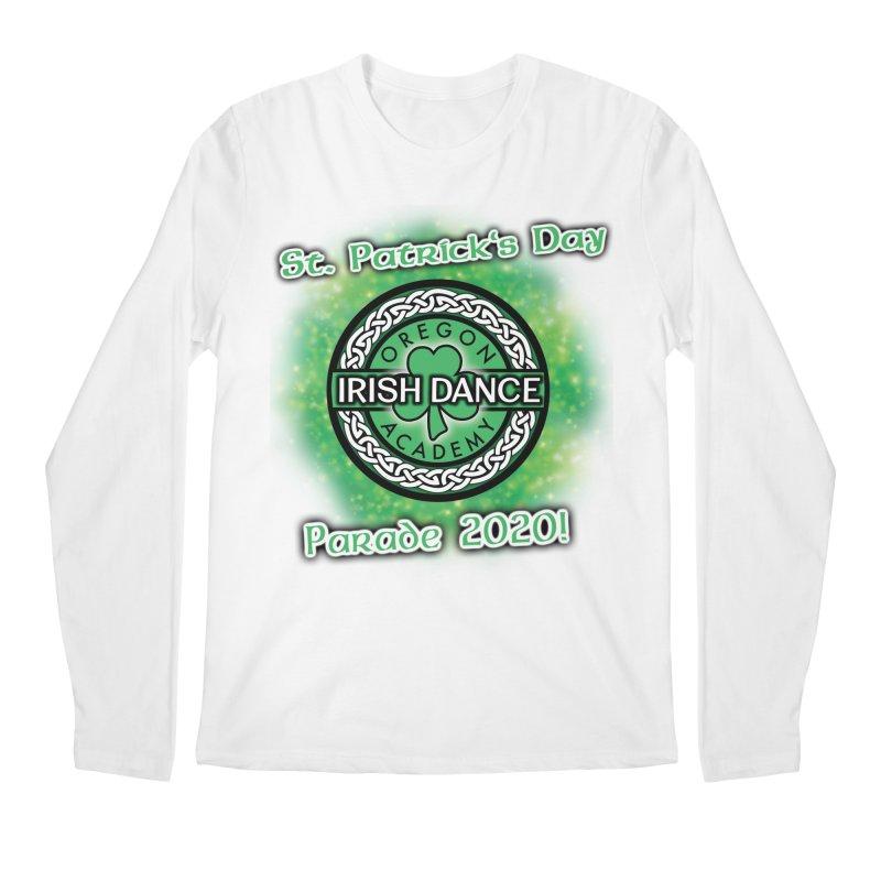 Parade 2020 (Special Release!) Men's Regular Longsleeve T-Shirt by Oregon Irish Dance Academy
