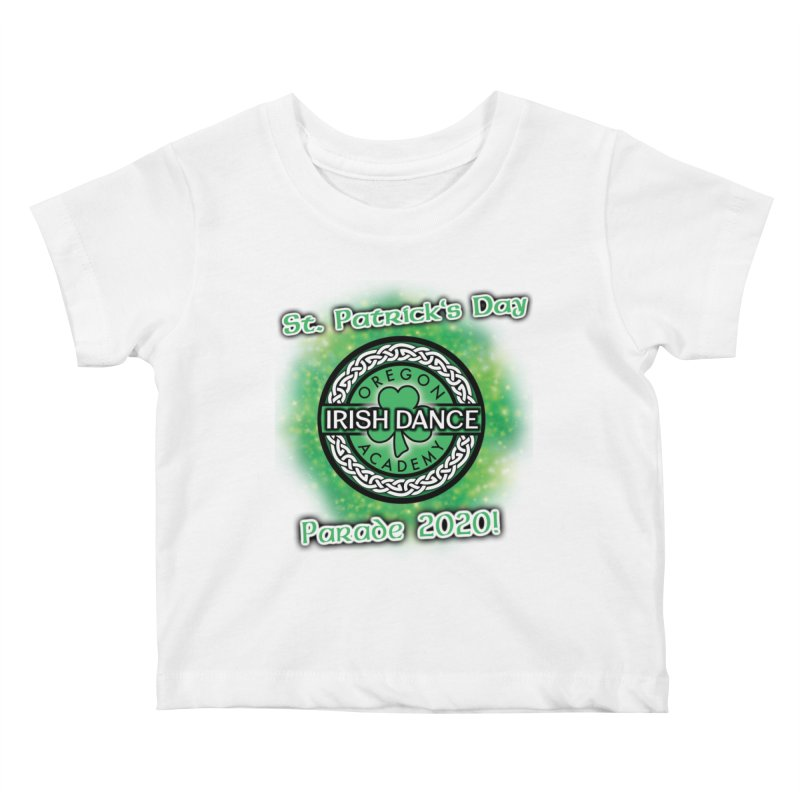 Parade 2020 (Special Release!) Kids Baby T-Shirt by Oregon Irish Dance Academy