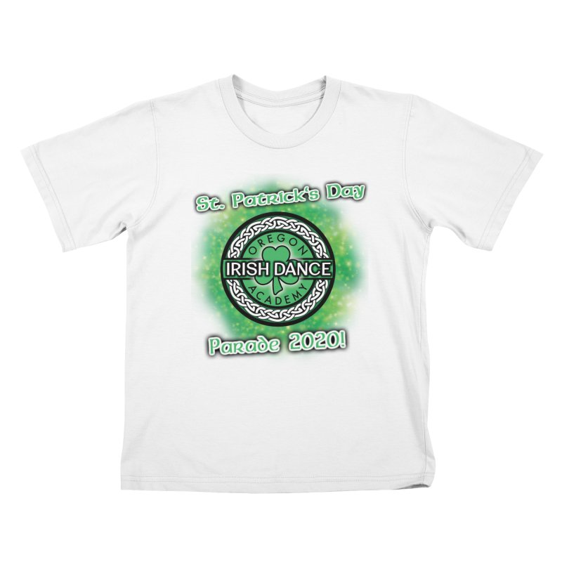 Parade 2020 (Special Release!) Kids T-Shirt by Oregon Irish Dance Academy