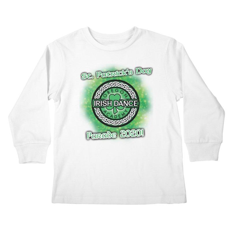 Parade 2020 (Special Release!) Kids Longsleeve T-Shirt by Oregon Irish Dance Academy