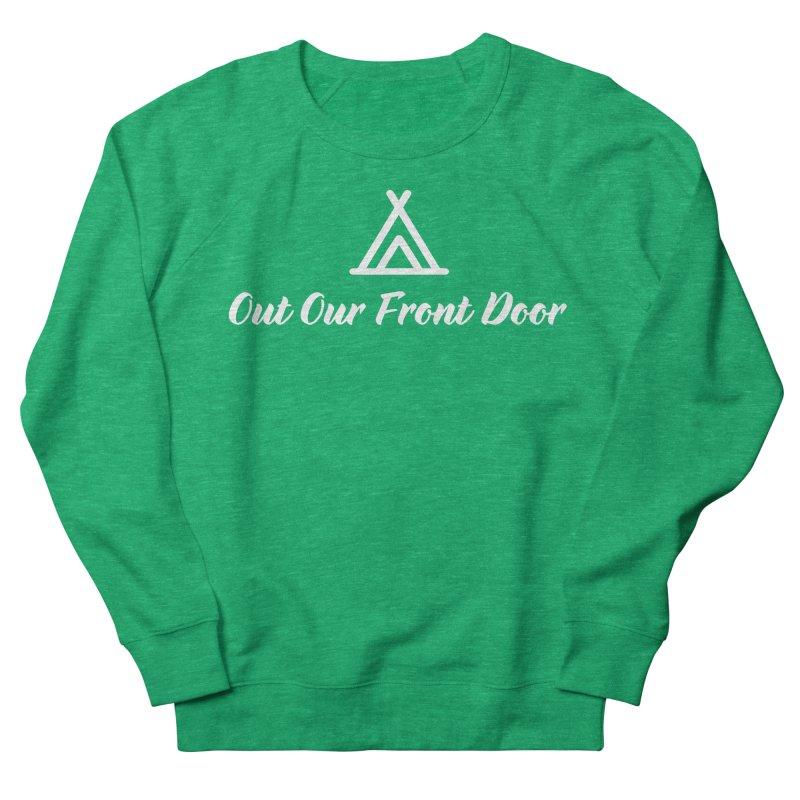 Classic OOFD Logo Women's Sweatshirt by OOFD's Artist Shop