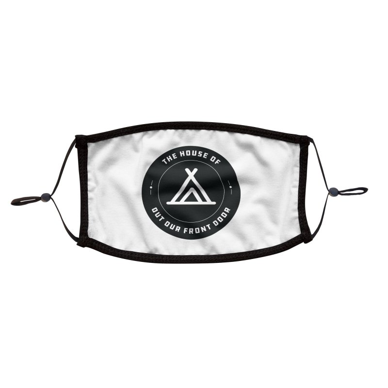 House of OOFD Badge Accessories Face Mask by OOFD's Artist Shop
