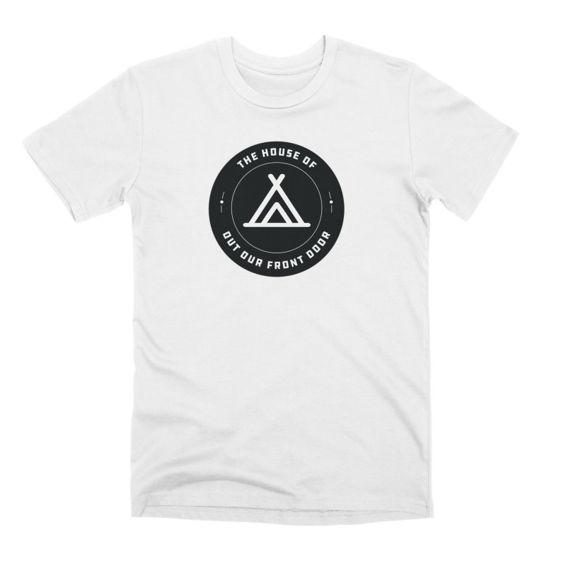 House of OOFD Badge Men's T-Shirt by OOFD's Artist Shop